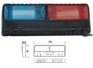 Security Strobe Light